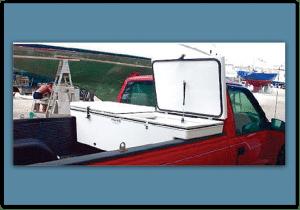 Frigid Rigid Truck Box