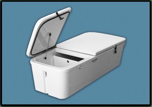 Frigid Rigid Coffin Box Cooler